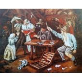 Гоблен-Таблата р-ри 60/50,1/4,дмц конци