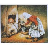 Гоблен-Хлебопекарка р-ри 39/32,1/4,дмц конци
