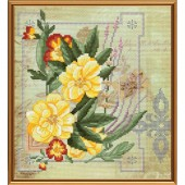 гоблен-HHD4073 Цветя на щастието