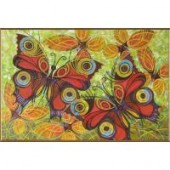 гоблен-DK1009 Пеперуди