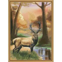 гоблен-CP4218 Пазител на гората