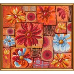 гоблен-HHD3066 Цветна мозайка