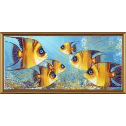 гоблен-DK6017 Риби
