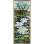 гоблен-CB3089 Бели лилии