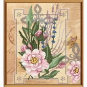 Гоблен-HHD4071 Цветя на нежността